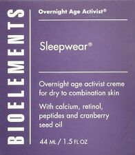 Bioelements Sleepwear 1.5-Ounce NEW!!! Brand new and NEW stock and packaging