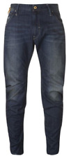 G Star Raw 50233 Arc Loose Tapered Dark Blue Jeans Mens 30W 34L *REF9-12