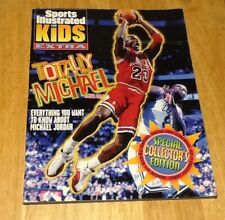 1998 Sports Illustrated For Kids Michael Jordan Special Magazine With Poster