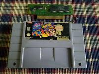 Tetris & and Dr. Mario (Super Nintendo Entertainment System, 1994) SNES - Cart!