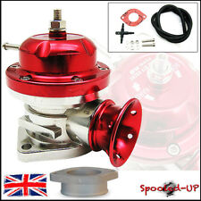 Universal Rouge Type 40 mm RS Turbo réglable BLOW OFF DUMP VALVE Fits GReddy