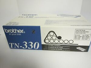 TN-330 Brother Toner Cartridge (Sealed and unused - Old stock)  - Genuine