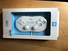 NINTENDO Wii OFFICIAL CLASSIC CONTROLLER BRAND NEW SEALED GAMEPAD
