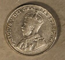 1926 Canada 5 Cents Nickel Close 6 Higher Grade     ** FREE U.S. SHIPPING **