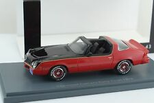 NEO Chevrolet Camaro Rally Sport 1978 1/43 Scale