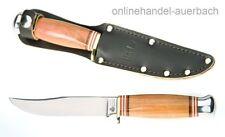 LINDER Rehwappen Säbels Pflaumenholz Messer Jagdmesser