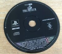 Final Fantasy 8 Demo For PS1, Playstation 1, Disc Only, SCED-02062, VIII, FF8
