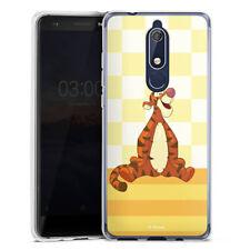 Nokia 5 1 Silikon Hülle Case - Tigger