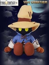 "Final Fantasy IX Vivi Ornitier Square Enix official 10"" plush (NEW) U.S. Seller"
