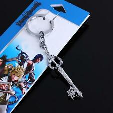NEW Kingdom Hearts Weapon Metal Keychain Key Ring Pendant Anime Cosplay #484 AU