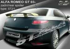 SPOILER REAR BOOT TRUNK ALFA ROMEO GT WING ACCESSORIES