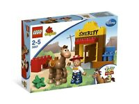 1x Lego Duplo Plant Mais Piston Green Yellow Vegetable Far Feed 4142839 23233