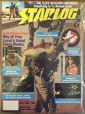 Starlog (Magazine) #88 Gremlins Ghostbusters Star Trek Iii