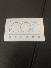 Madonna Icon Fanclub Membership Card - Superb Condition - Madame X