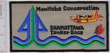 Air Attack Fire Crew Manitoba Shamattawa Tanker Water Bomer Base Canada Khaki
