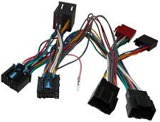 Câble Faisceau autoradio kit Mains Libres pour PARROT KML SAAB 93 9-3 95 9-5