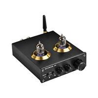 HIFI TPA3116 Bluetooth 6J1 Tube Amplifier Audio Amplifiers Power Amp 50W*2