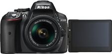 Camra digital reflex Nikon D5300 negro