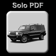 JEEP COMMANDER XK - WORKSHOP, SERVICE MANUAL - WIRING - (ONLY FOR WINDOWS XP)