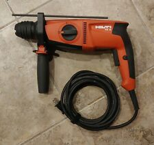 Hilti Te 2 Corded Rotary Hammer Drill Sds Plus 393249
