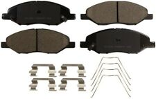 Disc Brake Pad Set-ProSolution Ceramic Brake Pads Front fits 2009 Nissan Versa