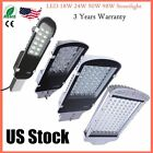 12W 24W 50W 98W LED Outdoor Road Street Light Yard Garden Spotlights 6500K White