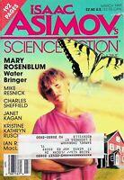 Vtg Isaac Asimov's Science Fiction Magazine March 1991 Mary Rosenblum m709