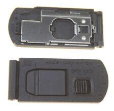 Panasonic LUMIX DMC-GX85 Nero Batteria Cover Coperchio CAMERA NUOVA PORTA
