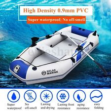 2.3M Professional Inflatables Sea Kayak Canoes Boat  Fishing Travelling Hunting