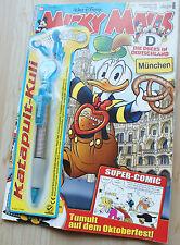 Micky Maus - 38/2012 - München - Oktoberfest - Die Ducks in Deutschland