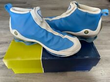 Nike SHOX VC 1: Vince Carter University Blue/Met Silver/Wht Men's Size 10.5 NIB