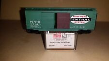 Micro-Trains N Scale 40' Standard Box Car, Double Doors New York Central 23300