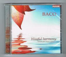 BACO - BLISSFUL HARMONY - 15 TRACKS - 2009 - NEUF NEW NEU