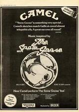Camel Snowgoose UK tour/advert 1975 MM-SAWQ