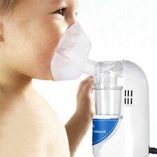 Portable Handheld Public Respirator Ultrasonic Nebulizer Nebuliser Steam Inhaler