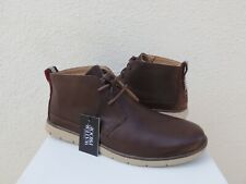 6507c1326f4 UGG GRIZZLY FREAMON WATER-PROOF LEATHER CHUKKA ANKLE BOOTS, US 9/ EUR 42