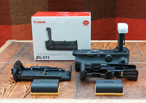 CANON BG-E11 BATTERY GRIP  in absolutely perfect condition, boxed