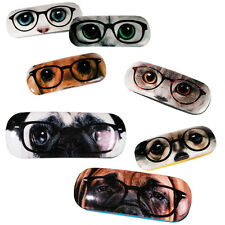 DOGS CATS GLASSES SPECTACLES CASE HARD STORAGE PROTECTION BOX EYE HOLDER SUN NEW