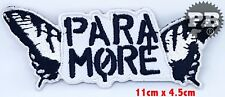 #2031 New Paramore Sew Iron On Patch Rock Band Heavy Metal Embroidered