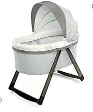 Baby Cradle Rocking Bassinet - Ingenuity Foldaway - Carrington Wood