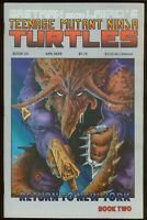 TEENAGE MUTANT NINJA TURTLES # 20 APR 1989 NEAR MINT MIRAGE STUDIOS ITEM: 21008