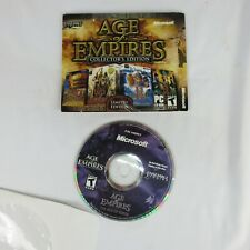 Age of Empires Collector's Edition Ages of Kings  2006  P/N 10690/2