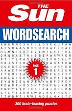 Sun Wordsearch Livre 1 par the Sun livre de poche 9780008127671 NEUF