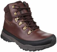 Cotswold Beacon Waterproof Leather Mens Hiking Walking Boots Shoes UK7-12