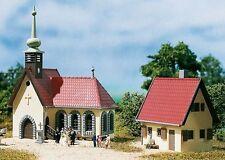 SH AUHAGEN 14461 Villaggio con chiesa parrocchiale Kit Traccia N