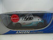 1 18 Anson #30350 Renaultsport Araignée #50 Argent -