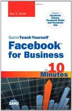 Sams Teach Yourself Facebook for Business in 10 Mi