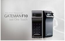 iREVO GATEMAN F10 WF10 WF20 Fingerprint Digital Door Lock English Maunal(PDF)