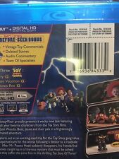 Toy Story of Terror (Blu-ray Disc, 2014, Includes Digital Copy)