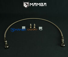 MAMBA Turbo Oil Feed Line For TOYOTA 1VD-FTV 4.5L GTA2359V 775095-1 Land Cruiser